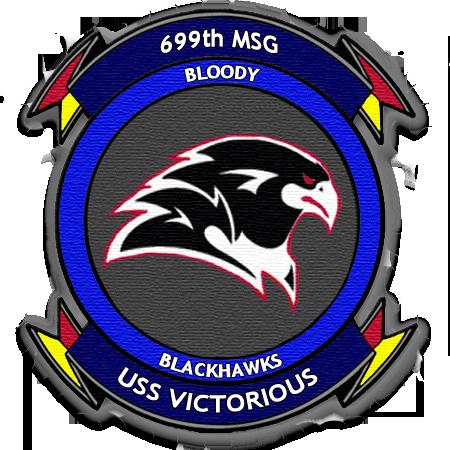 699th Logo